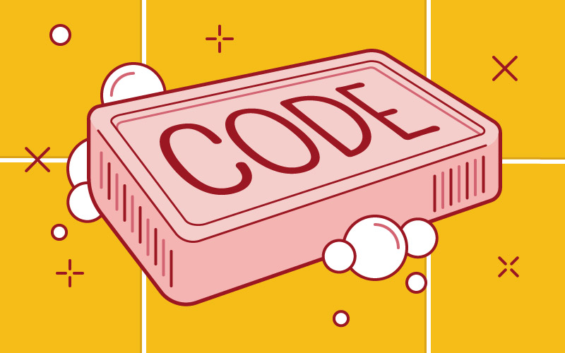 Solidny suchy buziak – czyli jak to jest z tym Clean Codem?