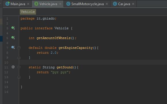 Zmiany w interfejsach dzięki Javie 8